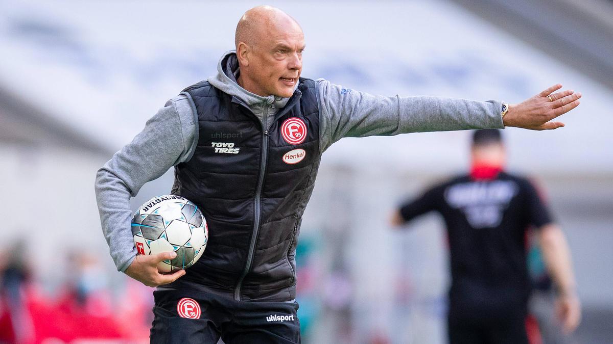 Trinkt lieber Alt als Kölsch: Fortuna-Coach Uwe Rösler