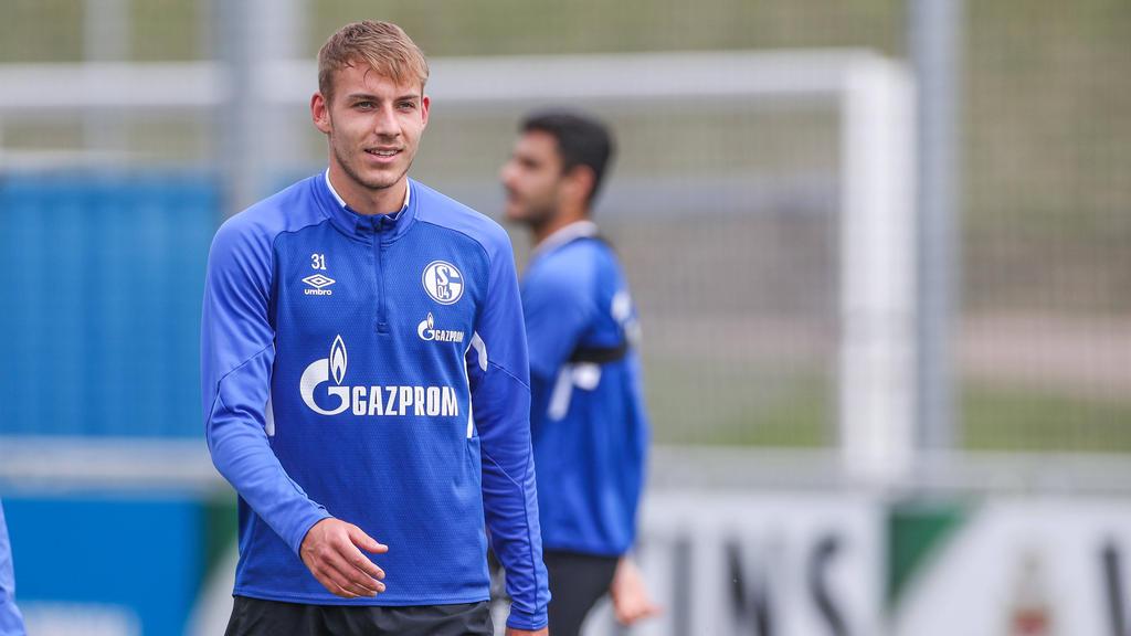 Bleibt vorerst beim FC Schalke 04: Timo Becker