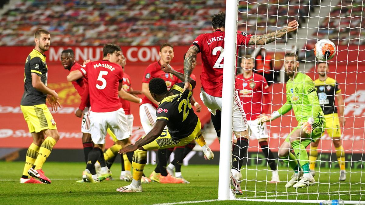 Manchster United und der FC Southampton trennten sich mit einem Remis