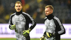 Bernd Leno lobt Manuel Neuer in den höchsten Tönen