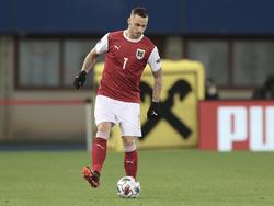 Marko Arnautović brachte Schwung ins Spiel