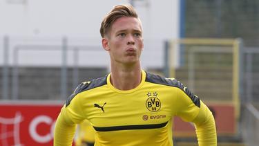 Patrick Fritsch durchlief die Jugendstadion beim BVB