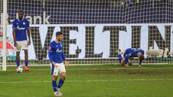 Der FC Schalke 04 verlor auch gegen den SC Freiburg