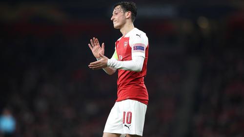 Mesut Özil will seine Karriere in der Türkei fortsetzen