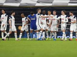 Tottenham war erneut eine Nummer zu groß für den WAC