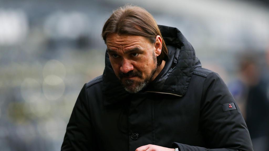 Daniel Farke steht vor einem Aufstieg mit Norwich City