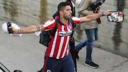 Mit Atlético spanischer Meister: Luis Suárez