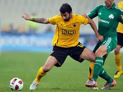 AEK Athen behält Oberhand im Derby