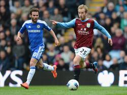 Barry Bannan (r.) wechselt zu Crystal Palace
