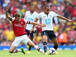 Ramsey packt die Grätsche aus