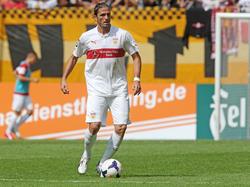 Daniel Vier wird 2014 nicht mehr für den VfB Stuttgart II spielen