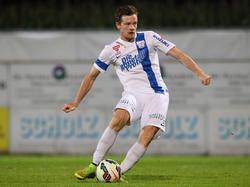 Sascha Boller wird nicht mehr für den SV Grödig auflaufen