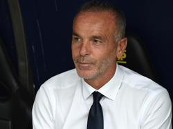 Stefano Pioli blickt mit Lazio nach vorn