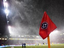 Schnee in Sheffield