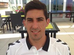 Der Neuzugang der Rieder stand auch schon bei Real Zaragoza und Real Valladolid unter Vertrag