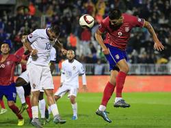 Serbien verliert gegen Griechenland