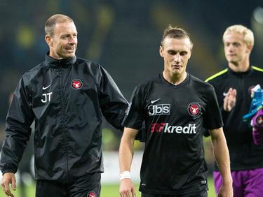 Martin Pušić verlor mit FC Midtjylland gegen Osmanlıspor FK