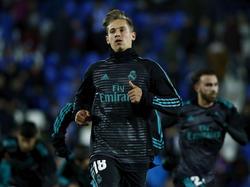 Schnappt sich Eintracht Frankfurt mit Marcos Llorente das nächste Real-Talent?