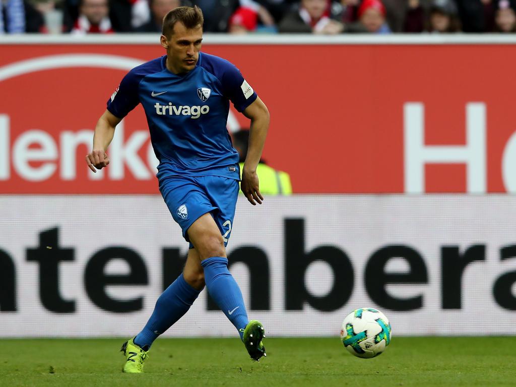 Robert Tesche unterschreibt beim VfL Bochum einen Vertrag bis 2020