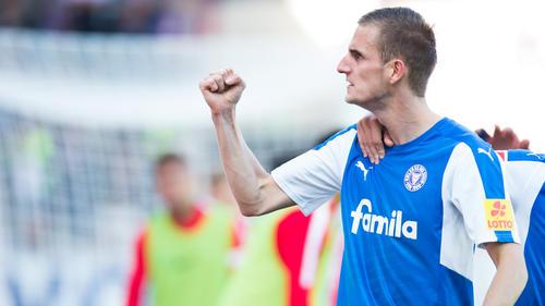 Steht offenbar vor einem Wechsel zu Bundesliga-Absteiger 1. FC Köln: Dominick Drexler