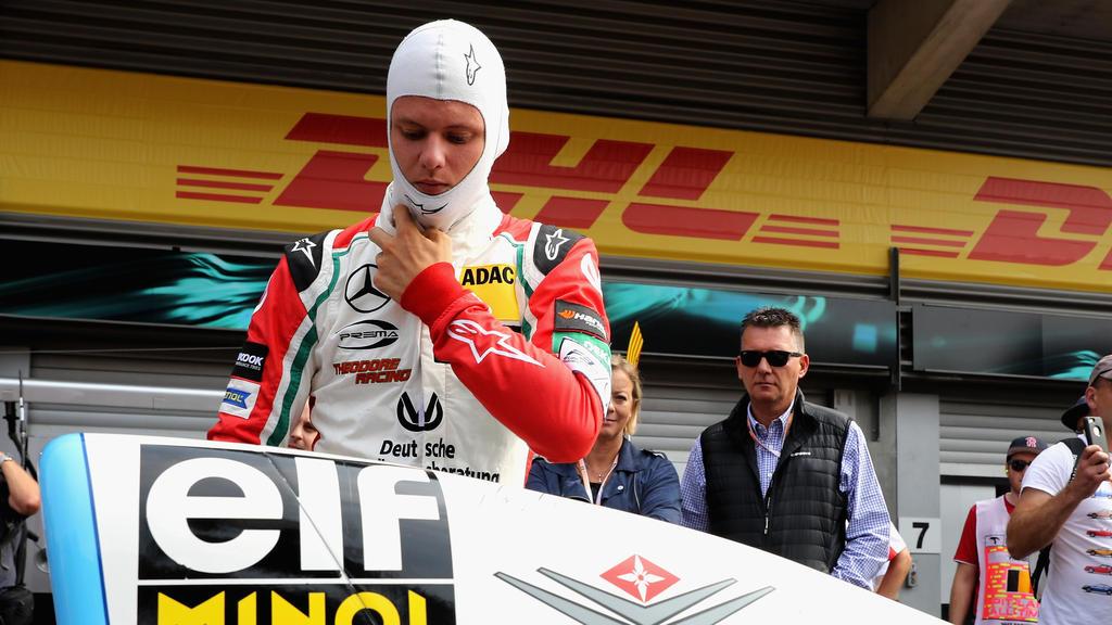 Mick Schumacher führt die Meisterschaft in der Formel 3 an