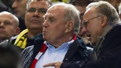 Uli Hoeneß nahm Mats Hummels und Niko Kovac in Schutz