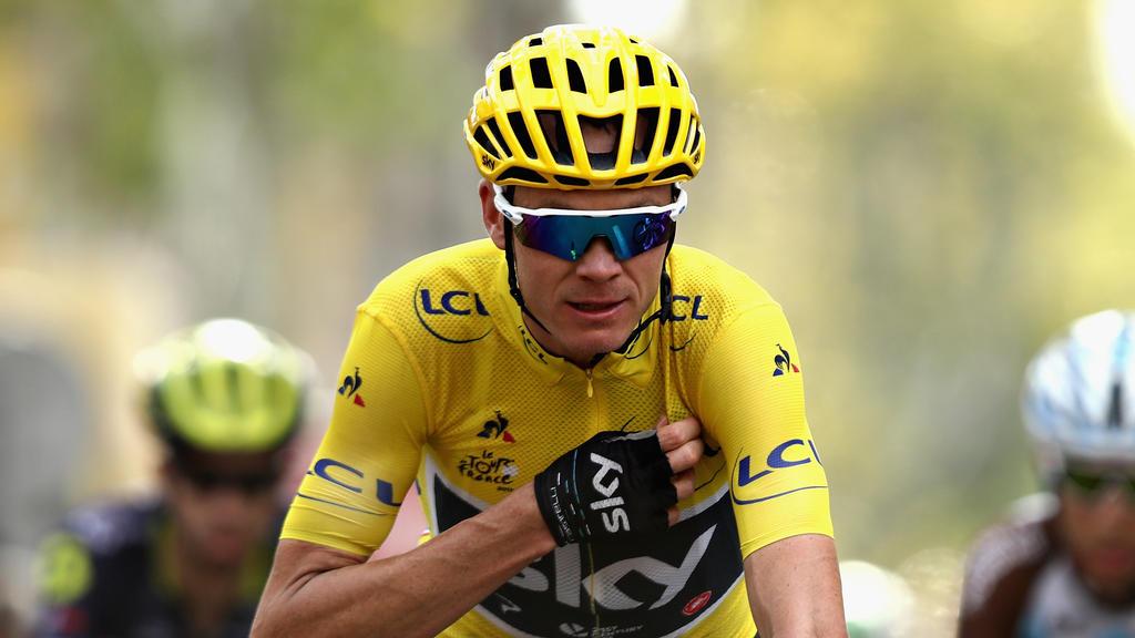 Chris Froome will beim Giro d Italia nicht antreten