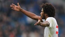 Caiuby steht beim FC Augsburg auf dem Abstellgleis