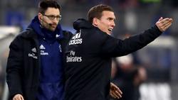 Hannes Wolf forder Leistungssteigerung von den HSV-Profis
