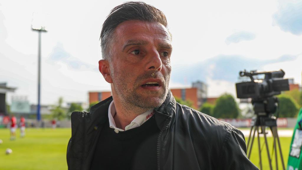 Das Team von Trainer Tomas Oral gewann das Relegationshinspiel mit 2:1
