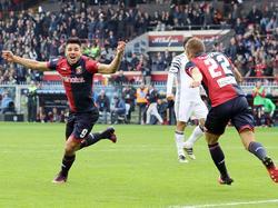 Giovanni triunfa en la Serie A como hizo su padre. (Foto: Getty)