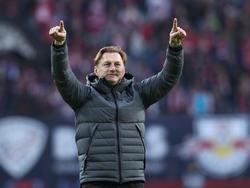 Ralph Hasenhüttl glaubt an eine starke Leistung seines Teams gegen Werder Bremen