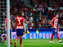 Michy Batshuayi setzte den Last-Minute-K.o. gegen Atlético