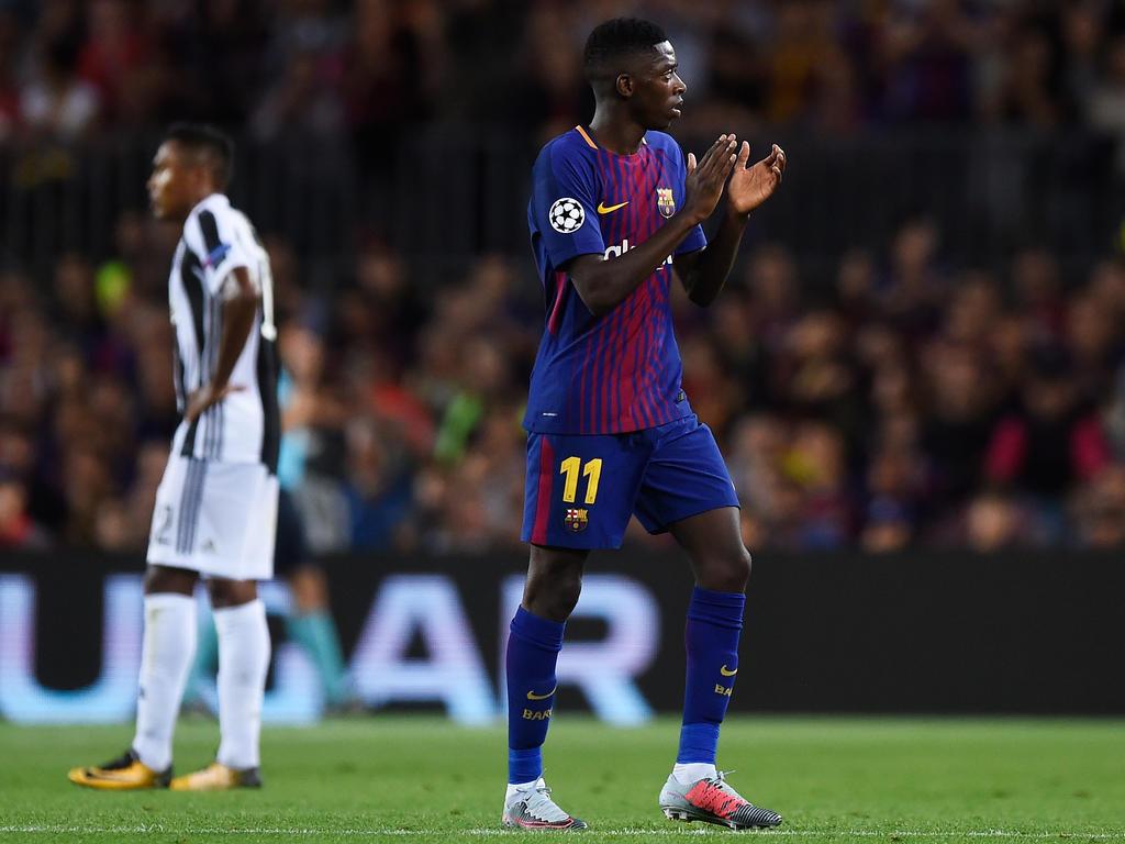 Ousmane Dembélé wird früher als erwartet fit