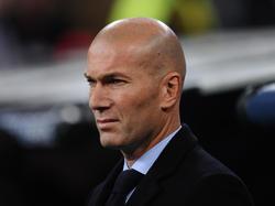 Zidane ve que su equipo no carbura como el año pasado. (Foto: Getty)
