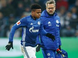 Schalke muss mehrere Wochen ohne Weston McKennie auskommen