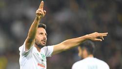Pizarro no para de batir récords en Alemania.