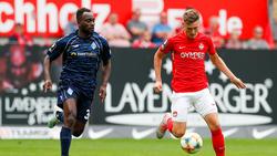 Kein Sieger im Derby zwischen Waldhof Mannheim und dem 1. FC Kaiserslautern