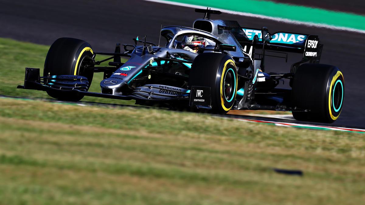 Lewis Hamilton wird in Suzuka nur Dritter