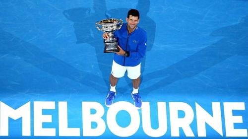 Preisgelder-Rekord bei den Australian Open in Melbourne