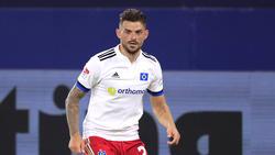 Tim Leibold will mit dem HSV aufsteigen