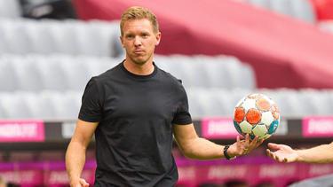 Für Julian Nagelsmann läuft es beim FC Bayern noch nicht rund