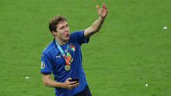 Juventus' Federico Chiesa ist frisch gebackener Europameister