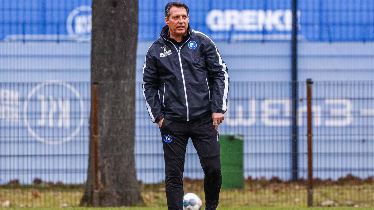 Schwartz ist zurück beim SV Sandhausen