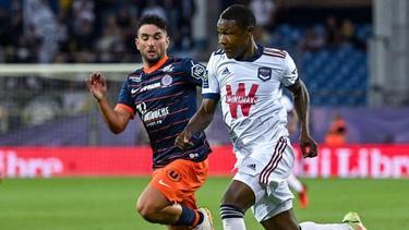 Die Partie zwischen Montpellier und Bordeaux endete unentschieden
