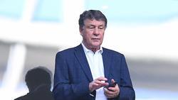 Otto Rehhagel war in der Saison 1995/1996 Trainer beim FC Bayern