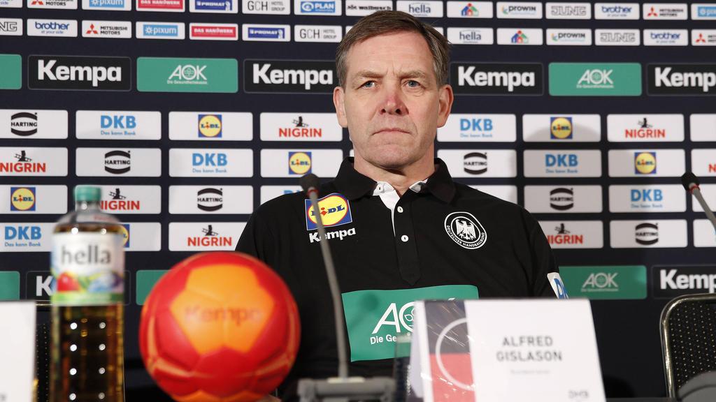 Alfred Gislason ist neuer Trainer des DHB