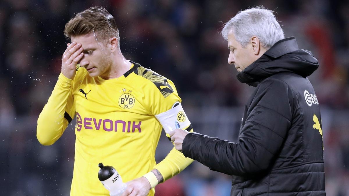 Wie lange fehlt Marco Reus dem BVB noch?