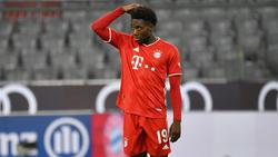 Hat beim FC Bayern mit einer Leistungsdelle zu kämpfen: Alphonso Davies