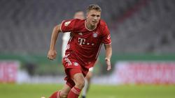 Fiete Arp möchte sich beim FC Bayern durchsetzen
